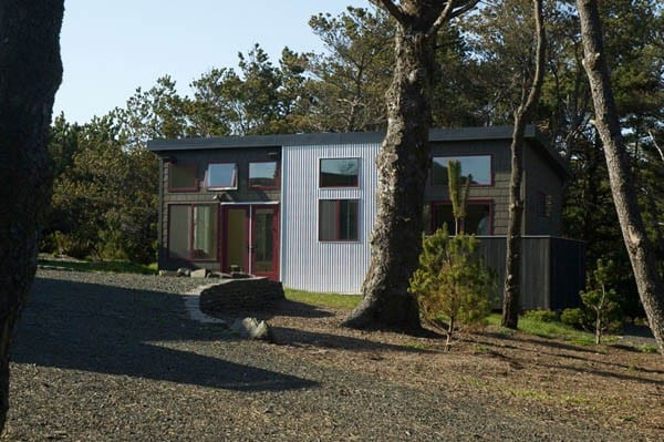 Ideabox Puts 400sf To Great Use With The Quot Northwest Quot Prefab
