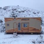 A One Of A Kind Tiny House Packed With Rustic Chic Design Finishes