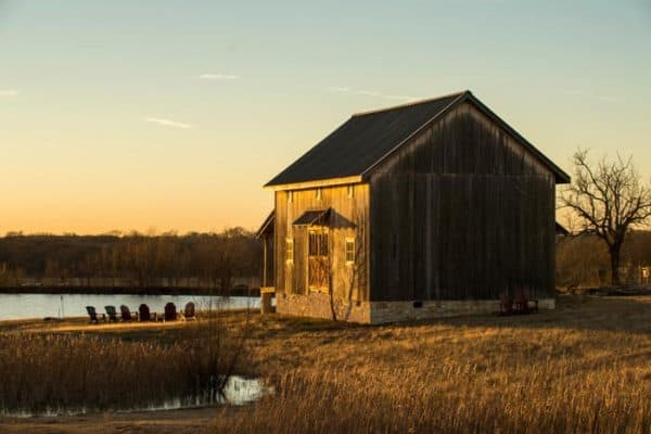 This Dusty, Abandoned Barn Was Restored To A Thing Of Beauty