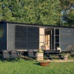 A Modern Take On The Traditional Gypsy Wagon