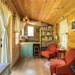 This Schoolteacher Built Her Offgrid, 100% Sustainable Tiny Home With No Experience