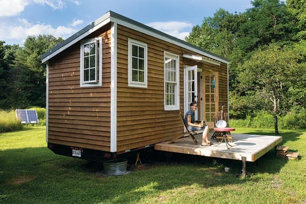 How tiny houses bring sustainable living to the masses for Sustainable small homes