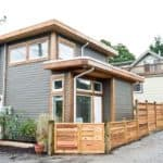 Newlyweds Build Tiny Home In Parents' Backyard
