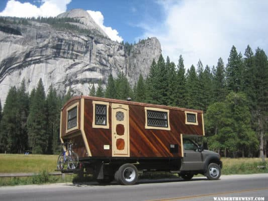 Custom Truck Camper Feels More Like A Luxury Yacht