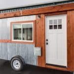 Thoreau-Inspired THOW Makes Great Use Of 98 Square Feet