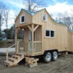 The Latest Tiny House On Wheels From Jamaica Cottage Shop