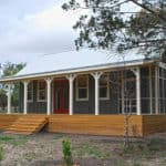 Refreshing 480sf Country Cottage With Room To Breathe