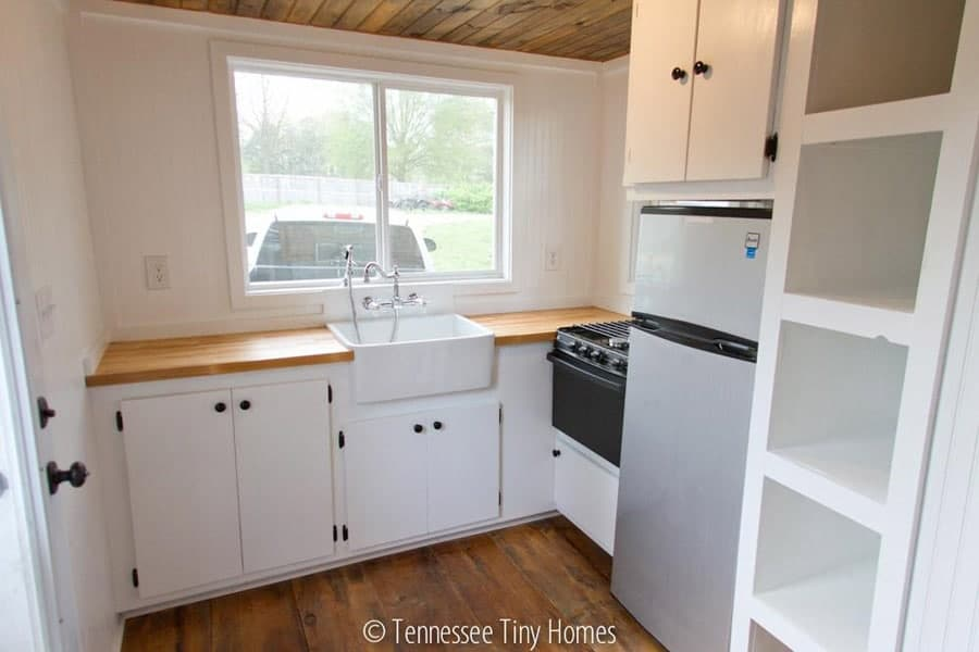 Beautiful K10 Tiny House