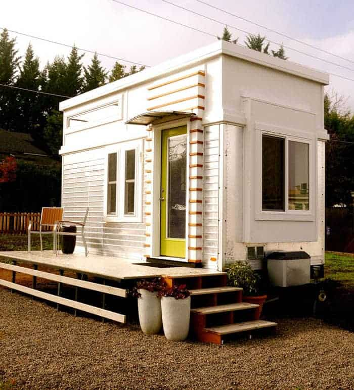 Warm and inviting rustic tiny house you can rent tiny Small houses oregon