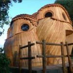 Trio Of Owl Shelters Promoting Architecture & Ecology