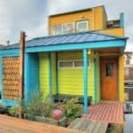 The Amazing Technicolor Houseboat