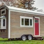 Students Design & Build A Beautiful Tiny Home For Those In Need