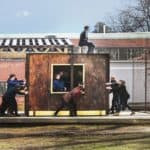 Students Build A Detachable Rolling House On A Budget