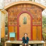 "An Inspired Tiny House Named ""The Lucky Penny"""