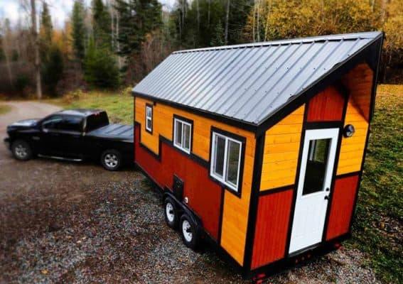 Hummingbird Micro Homes Aims To Help Families in B.C.