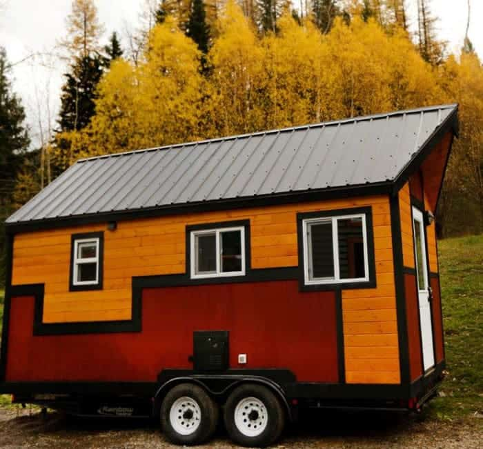 Hummingbird Micro Homes Aims To Help Families in BC Tiny House