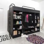 "Maximize Your Small Space With A ""Living Cube"""