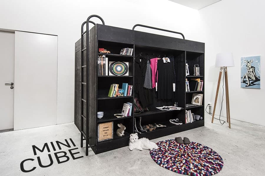 Maximize Your Small Space With A Quot Living Cube Quot