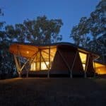 The Trunk House Was Inspired From The Bones Of Kangaroos