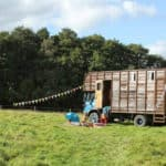 Ges The Horsebox, A Free-Range Rolling Home