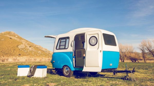 The Vintage Camper Re-imagined For The 21st Century