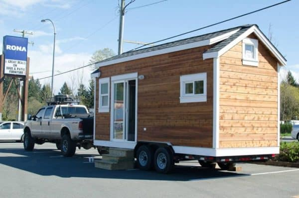 Rewild Tiny Homes Introduces Their First Build