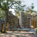 The Ultimate Fixer Upper: A Ruined Stone Building Reborn Into A Home