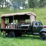 "A Quirky Rolling Home They Call ""The Beer Moth"""