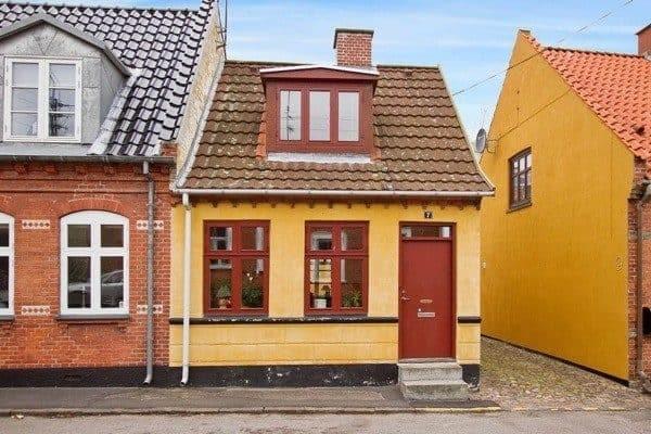Miniature Denmark Home Shows Off A Clever Design & Decorating