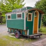 Gypsy Wagon Shows Off Seriously Gorgeous Woodworking Skills