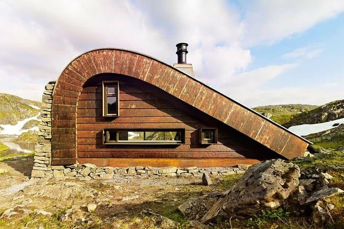Snohetta-isolated-cabin-Norway-Bjellandsbu-Akrafjorden-5