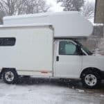 "This Girl Bought A Cheap UHaul Truck And Built Her Very Own ""Taj MaSmall"" Motorhome"