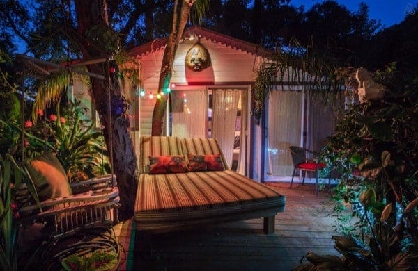 Tiny Home Brings A Slice Of Tropical Paradise To The