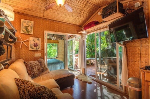 tiny home brings a slice of tropical paradise to the desert tiny