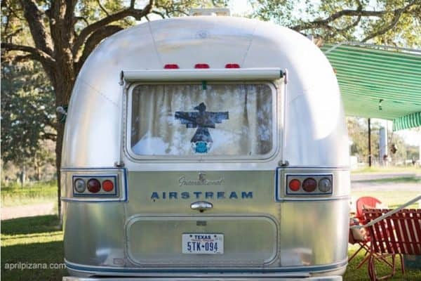 Step Inside A Country Music Star's Refurbished Kitschy-Gypsy Airstream