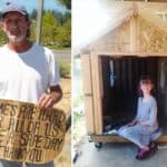 This 9-Year-Old Angel Builds Tiny Shelters & Grows Food For Homeless