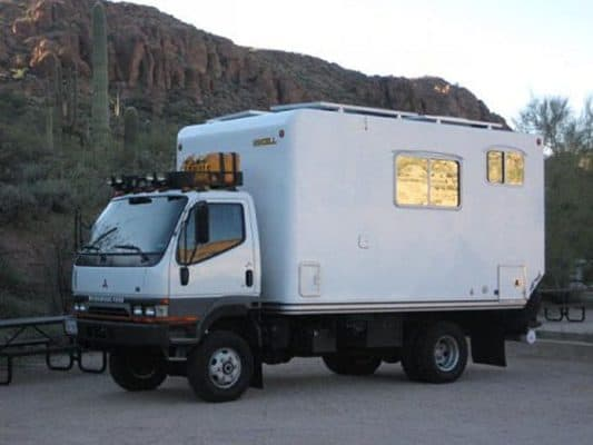 Couple Builds A Rugged DIY Offgrid Adventure Mobile