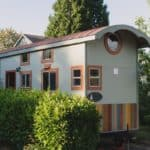 """""""Smouse"""" Is A Stunning Tiny Home Infused With Beautiful Art"""