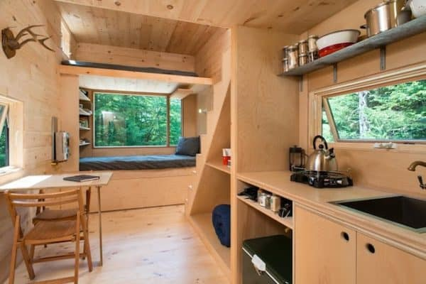 Harvard's Millenial Lab Wants You To Test Tiny Living