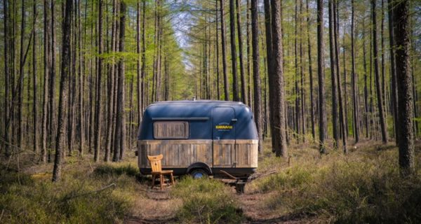 Mobile Offgrid Home Office 1