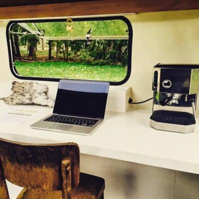 Mobile Offgrid Home Office 5