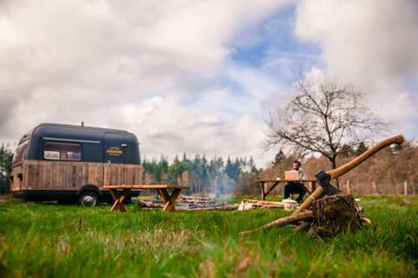 Mobile Offgrid Home Office 7