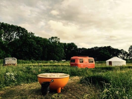 Mobile Offgrid Home Office 8