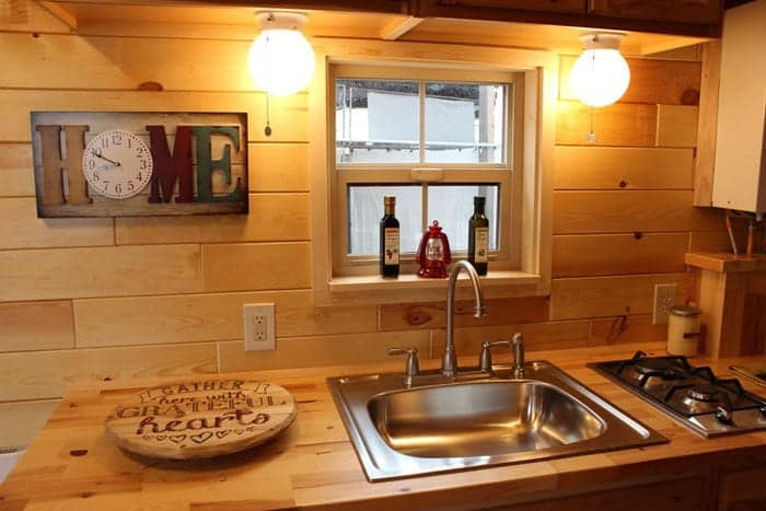 Tiny Home Designs: 12 Tiny House Kitchen Designs We Love