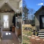 Family of Three Makes Their Tiny Living Dream A Reality