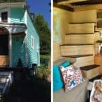 Margaret Designed An Built Her Own Beautiful Tiny Home