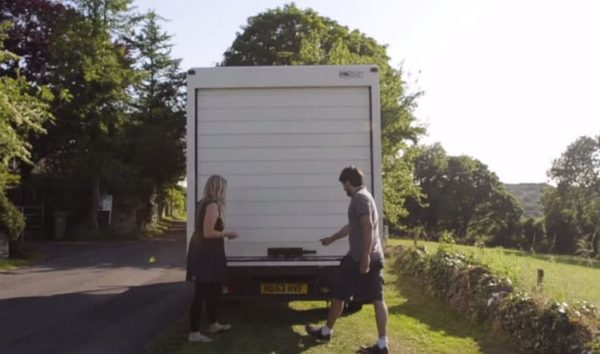 I Felt Sorry When I Heard They Lived In A Truck…Until They Lifted The Back Door Open
