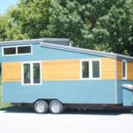 Liberation Tiny Homes Unveils Their First Modern Minimalist Build