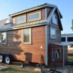 This Real Estate Agent And His Fiance Celebrate Life In Their DIY Tiny Home