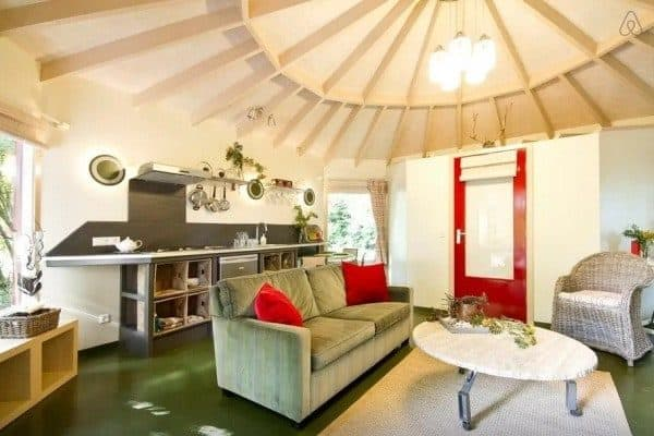 Lovely Octagon Cottage In A Beautiful & Private Forest Setting